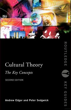 Cultural Theory: The Key Concepts - Google Books
