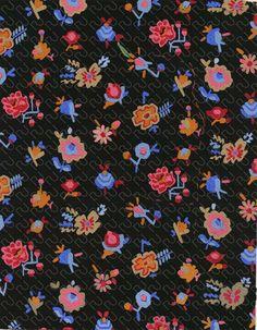 (9047) flat flower 20's – fiore piatto anni 20 – Imagesfashiontextiles