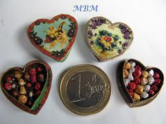 Links to hundreds of tutorials for miniatures Casita Mini Tutoriales -- Casita-mini-1.jouwpagina.nl