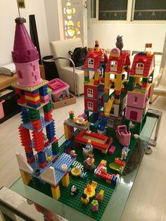 Duplo construction