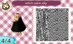 So back in March my mom got me a and Animal Crossing New Leaf which I have fallen in love with. Recently I learned how to make Pro Designs. Animal Crossing New Leaf QR Codes Qr Code Animal Crossing, Animal Crossing Qr Codes Clothes, Ac New Leaf, Happy Home Designer, Sailor Dress, Tumblr, Costume, Pink Stripes, My Animal