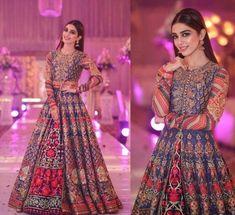 Pakistani Mehndi Dress, Walima Dress, Pakistani Couture, Pakistani Dresses, Indian Dresses, Indian Outfits, Indian Wedding Gowns, Pakistani Wedding Outfits, Indian Bridal Fashion