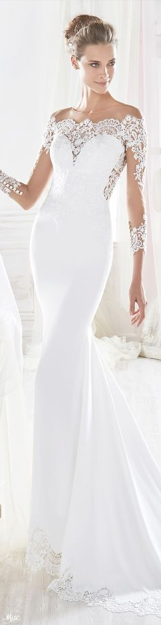 Spring 2018 Bridal Nicole Collection