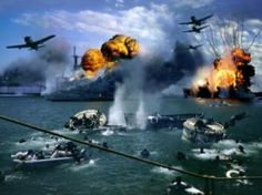 On the morning of 7th December 1941, the Japanese Imperial Army attacked the United States naval base, Pearl Harbor.