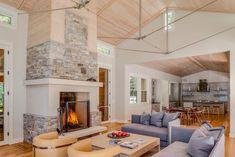 Sebago Lake Home Living Room