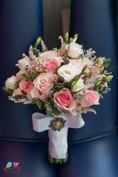 8 Best Buchet Mireasa Hortensia Roz Pal Si Trandafiri Images