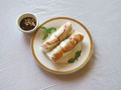 Fresh Vegetarian Spring Rolls by China Beach Vietnamese Bistro in Venice, CA   Click to order online
