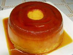 portuguese food recipes | portuguese flavours: Portuguese egg pudding