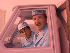 The Grand Budapest Hotel. May be in my top 10 films of all time, now.