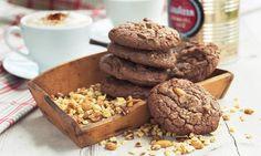 Chokolade-cookies - uden gluten og laktose: Hjemmebag, der vækker glæde. - Se de lækre opskrifter fra Dr. Oetker.