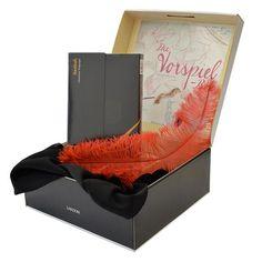 Vorspiel-Box für romantische Stunden als Hochzeitsgeschenk