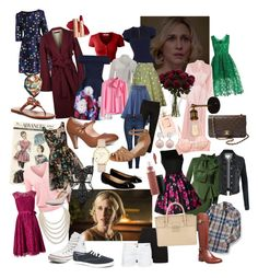 Norma Bates - Retro Chic by catalina-lopez on Polyvore featuring polyvore, fashion, style, Dolce&Gabbana, Ted Baker, Precis Petite, WithChic, Roland Mouret, Chicwish, Aéropostale, LE3NO, Elie Saab, Current/Elliott, L'Agent By Agent Provocateur, Topshop, Heidi Klum Intimates, Tory Burch, Accessorize, Converse, Keds, Chanel, Furla, Kate Spade, DaVonna, Jankuo, Salvatore Ferragamo, MAC Cosmetics, Jouer, Episode and clothing