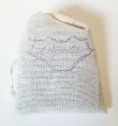 Idea Chic Lavender Floral Sachet