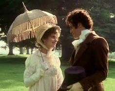 Pride and Prejudice (1980) - I grew up with this version, so it's one of my fav adaptations. I'd probably rank it #3.