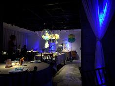 立食パーティもコンセプトを決めて、光から演出。 食べ物の1つ1つも全てオリジナルで出来上がる。そんな素敵な結婚式。   http://www.dreamplanning-wedding.jp/