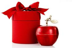Pomme Rouge Apple Candle  by D.L. & Co. Fabulous gift for a teacher you really like!