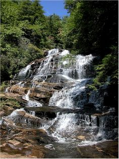 Glen Falls, Highlands, NC
