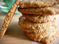 Biscotti alle mandorle / mipiacemifabene