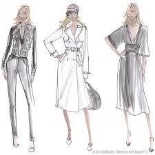 fashion sketches since i started to now - Google Search