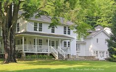 The Inn at Little Pond Farm in North Carolina.