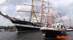 Sail Amsterdam 2015 Sail In Parade