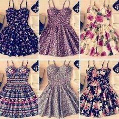 Summer dresses ♥