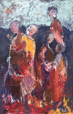 Stories Ali, Painting, Painting Art, Ant, Paintings, Painted Canvas, Drawings