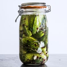 Faster, faster! Learn how to make quick pickles from market-fresh cucumbers. And nope, you don't even have to can them.