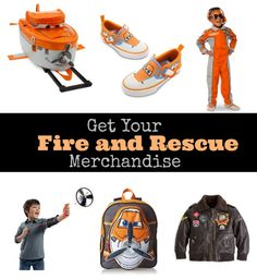 All your Planes: Fire and Rescue Products in one place!