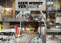 Week 2 @ BAUT, Wibautstraat 125, Amsterdam.
