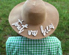 Nouveau chapeau dispo sur la boutique!!