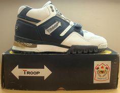 Troop Boots