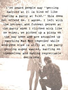 young marriage quote, love quote, true love quote, soulmates