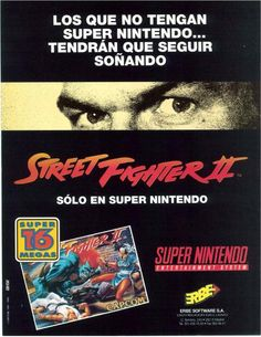Street Fighter II Snes