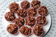 ChocoLanas matblogg: Risboller