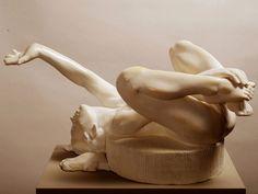 Sculpture Platre - Les caprices de Faustine - Fred Fichet - Sculpture