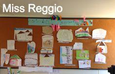 'Map of Our School' Community Project (Reggio) by Miss Reggio