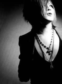Ruki + his bare chest = drool material