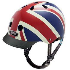 Nutcase Union Jack (Little Nutty) Children's Bicycle Helmet