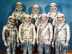 On April 9, 1959 NASA introduced the Mercury 7 astronauts to the nation.  Which of those 7 would figure into Celestis' corporate history?  Watch our video for the answer at https://youtu.be/sMo_R7D0wjQ, and see our blog for the details at http://blog.celestis.com/mercury-7-celestis/