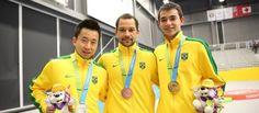 Descobertos nos Jogos Estudantis do Rio de Janeiro
