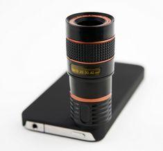 iPhone plus camera gadget equals big love