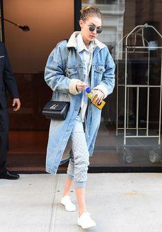 EVERYDAY BASICS: As fashionistas te provam... - FashionBreak