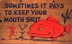 Sometimes it pays to keep your mouth shut! Need to remember this, BEFORE the mouth opens. Practice and some day, maybe I'll have it mastered. Great Quotes, Quotes To Live By, Funny Quotes, Inspirational Quotes, Random Quotes, Quotable Quotes, Quirky Quotes, Humor Quotes, Sarcastic Quotes