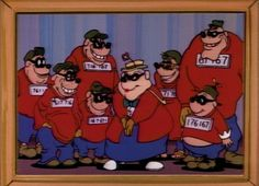 DuckTales_LaunchpadMcQuack-Beagle Boys
