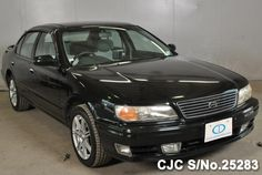 1996 Nissan Cefiro - Stock No: 25283,  Chassis: A32,  Grade: 4 - Very Good Condition, Type : Sedans, Mileage : 99998 km, Engine : 2.0, Fuel : Petrol, Transmission: AT, Steering : Right Hand Drive (RHD), Colour : Dark Green, Doors: 4, Seats: 5 , Location: Japan..  #usedcars  #NissanCefiro #Japaneseusedcars
