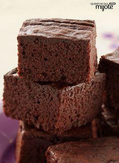 Brownies trop bons pour être vrais #recette