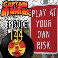 "Check out ""Episode 144 / Play At your Own Risk"" by The Captain Maniac Show on Mixcloud"