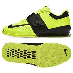 huge selection of 4e73f ba18a NIKE Romaleos 3 Mens Weight-Lifting Shoes Review