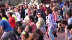 White Bird presents Le Grand Continental, a performance in Pioneer Square involving 160 dancers (video)